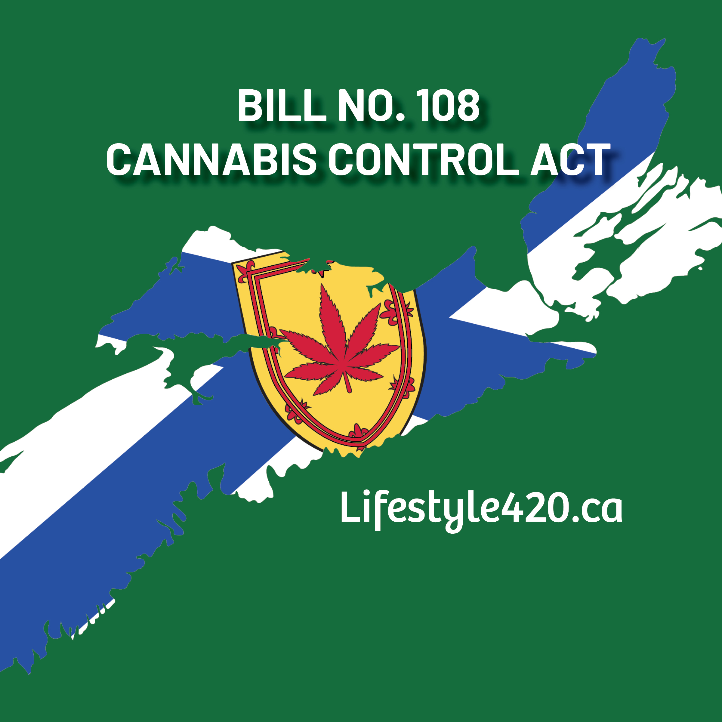 New Cannabis Control Act